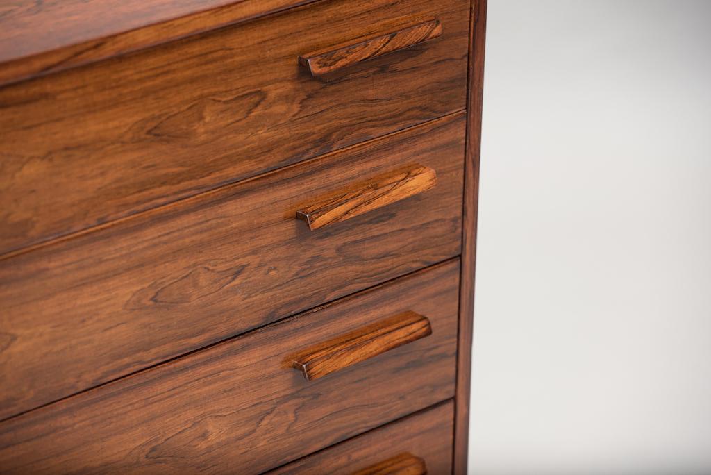 Kai Kristiansen rosewood chest | 7