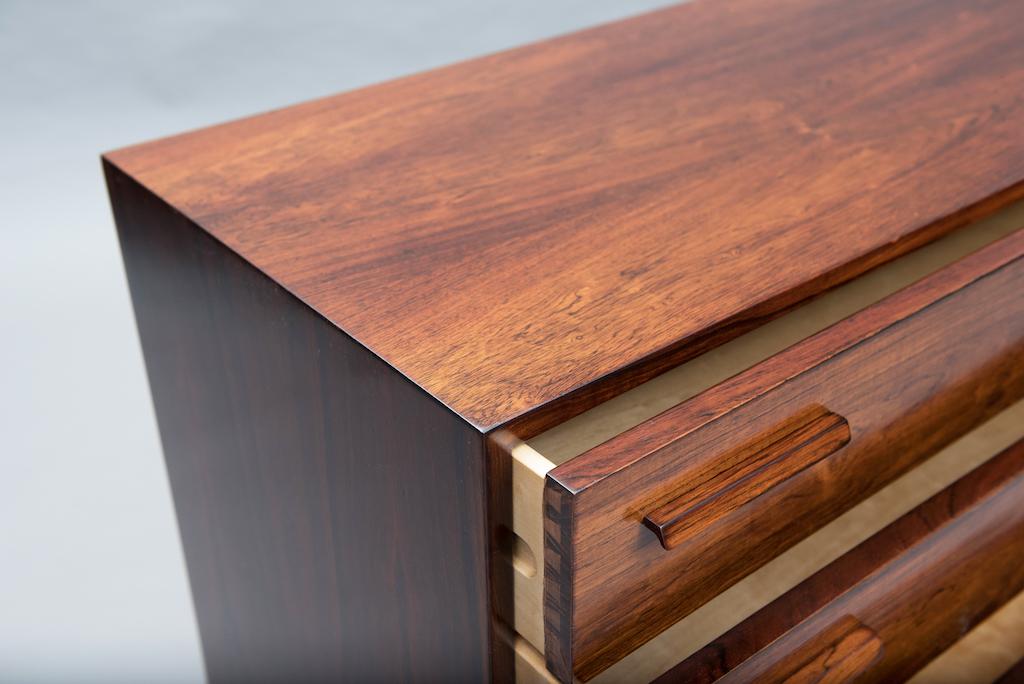 Kai Kristiansen rosewood chest | 8