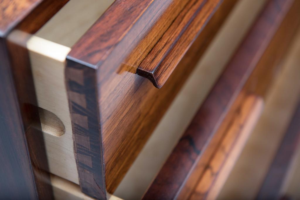 Kai Kristiansen rosewood chest | 9