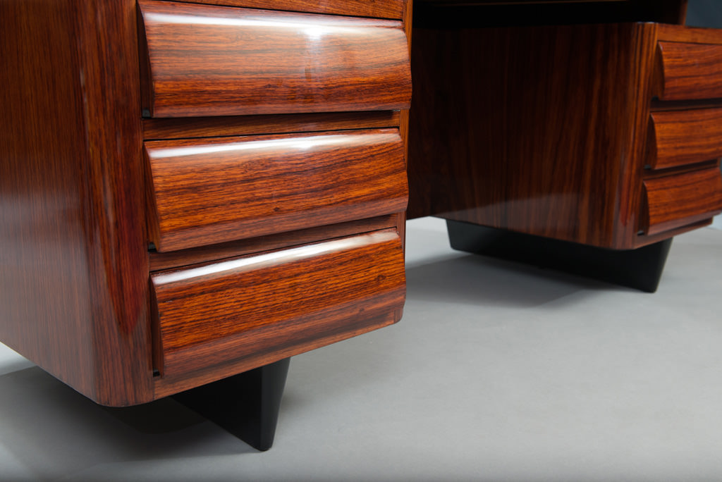 Vittorio Dassi Mid-century Modern Desk | 4