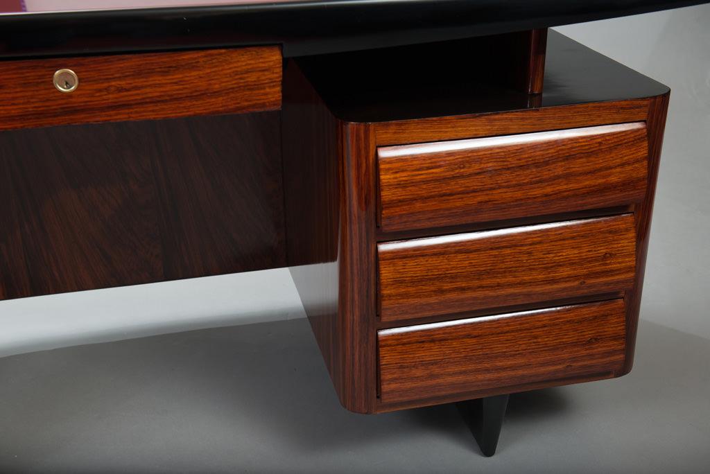 Vittorio Dassi Mid-century Modern Desk | 5