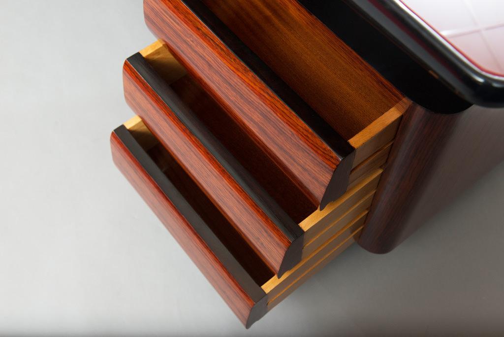 Vittorio Dassi Mid-century Modern Desk | 7