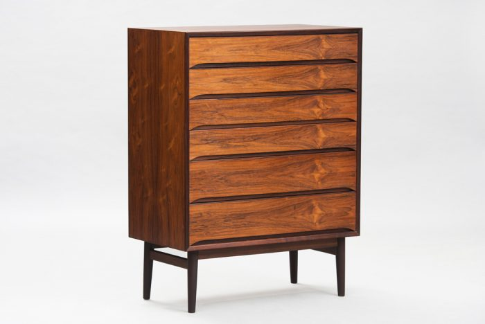 Mid-century Modern Danish Chest of Drawers