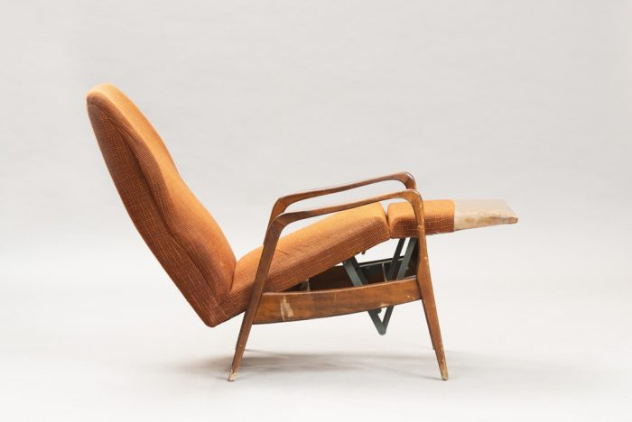 Mid-century Modern Reclining Chair