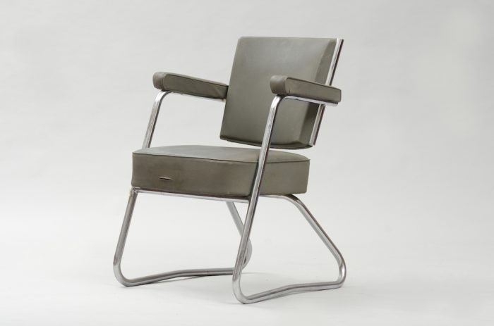 Vintage Bauhaus desk chair