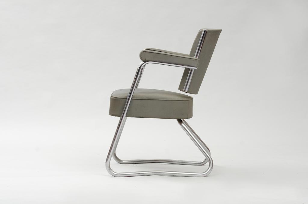 Cadeira vintage modernista | 1