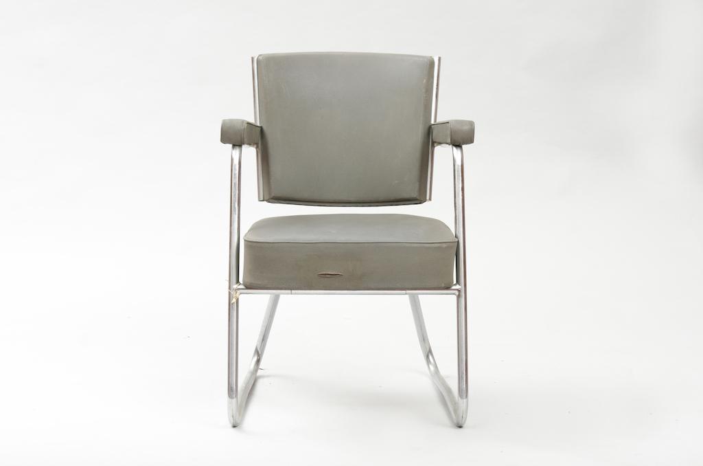 Cadeira vintage modernista | 2