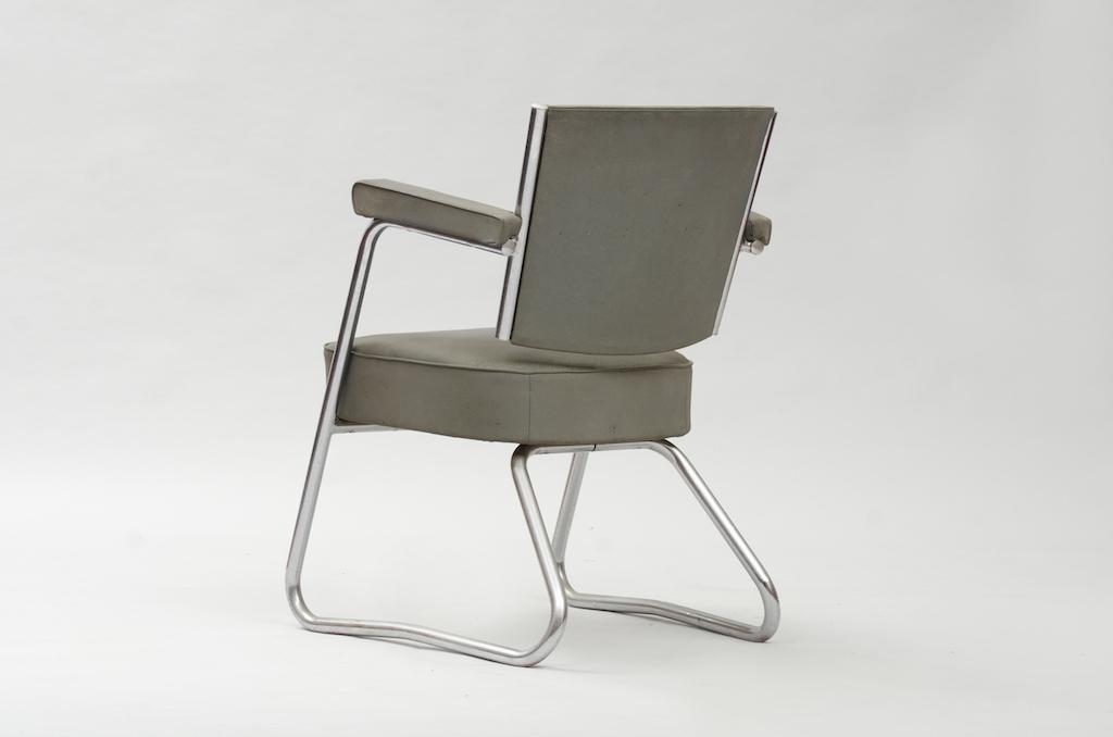 Cadeira vintage modernista | 3