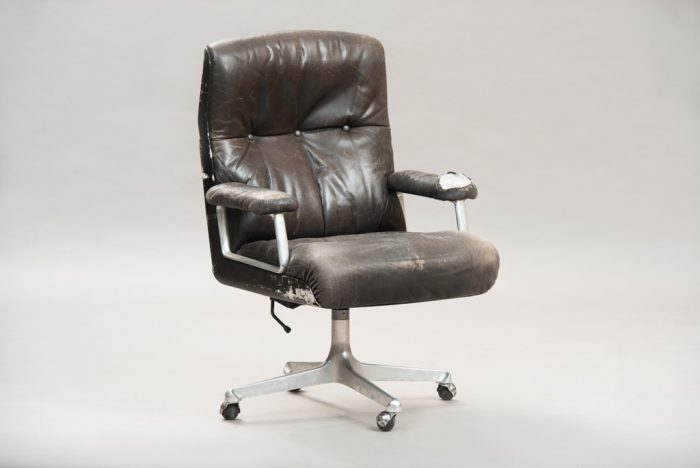 Osvaldo Borsani P125 Desk Chair for Tecno