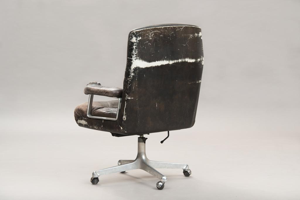 Cadeira de Escritório P125 de Osvaldo Borsani para a Tecno   2