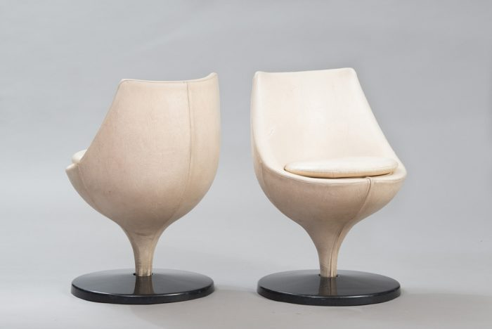 Pierre Guariche Polaris Chairs for Meurop | 1960's