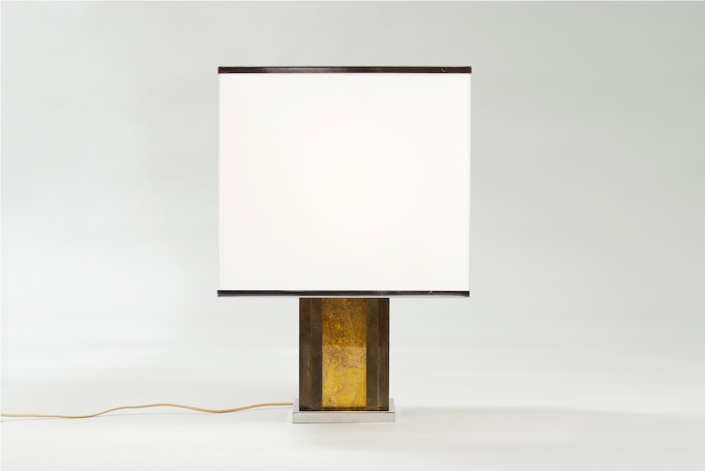 Romeo Rega 1970's Table Lamp
