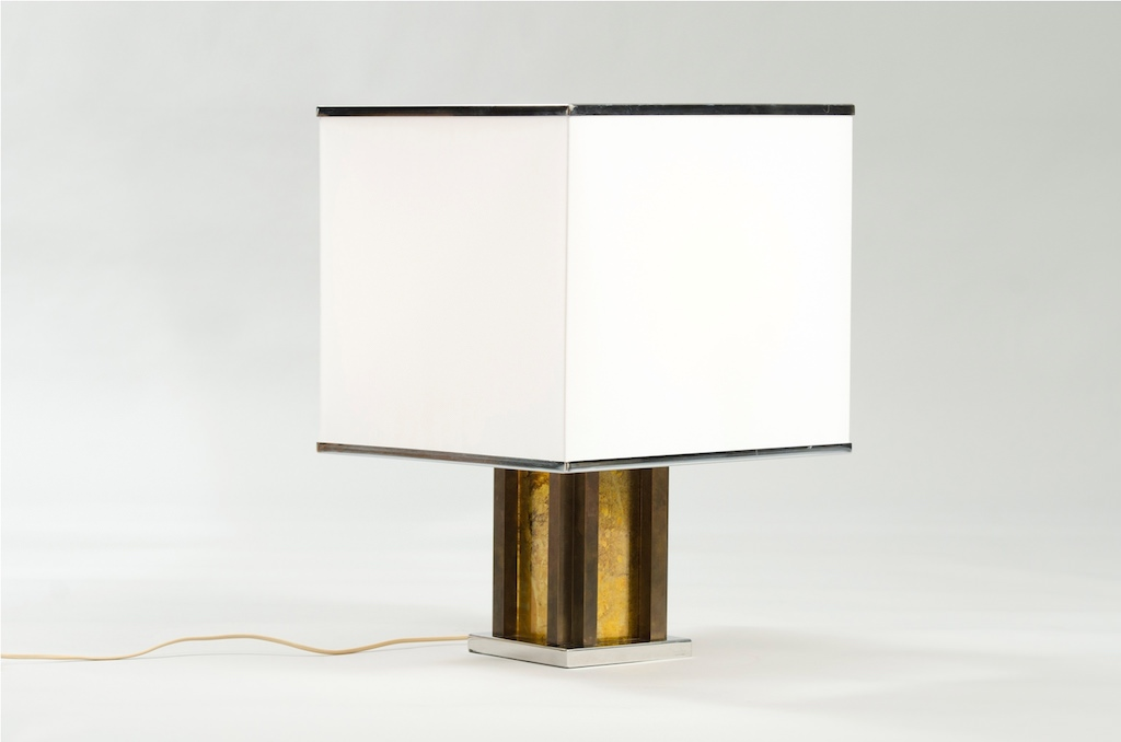 Romeo Rega 1970's Table Lamp | 1