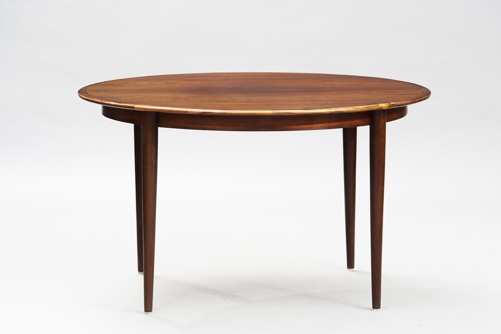 Mid-century Modern Danish Dining Table | 1