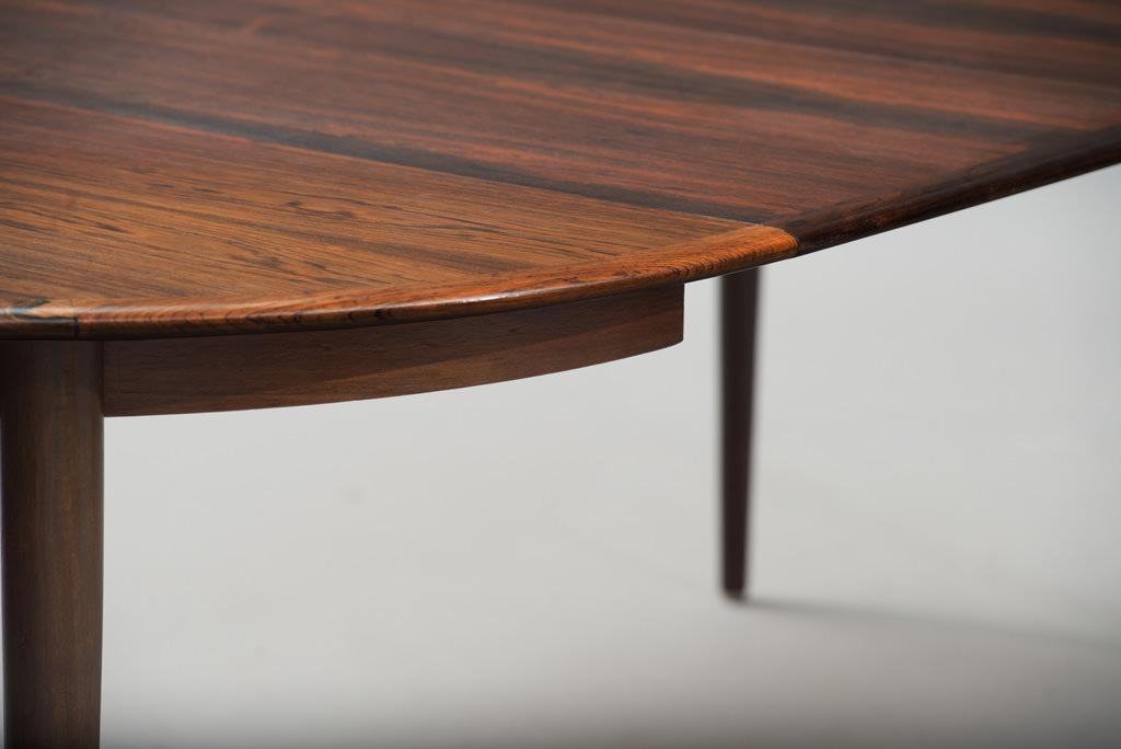 Mid-century Modern Danish Dining Table | 2