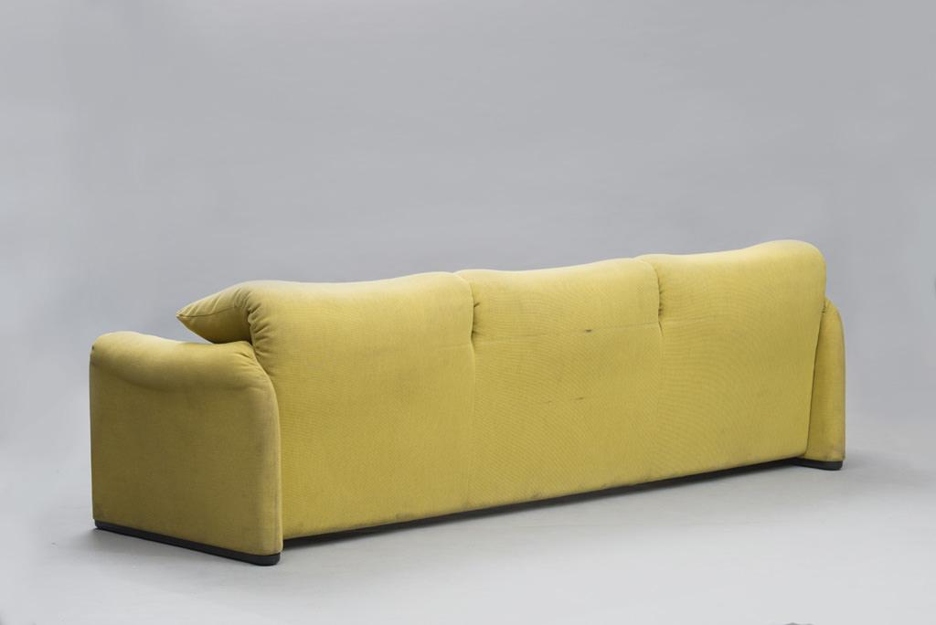 Vico Magistretti 'Maralunga' Sofa for Cassina | 4