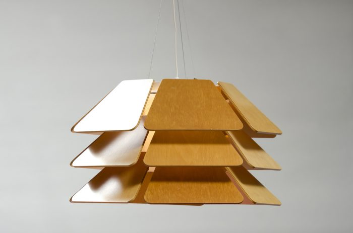 Large Scandinavian Modern Ceiling Lamp