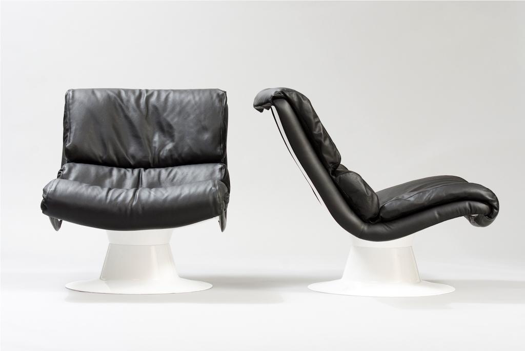 Cadeiras Saturn Yrjö Kukkapuro para a Haimi | 3