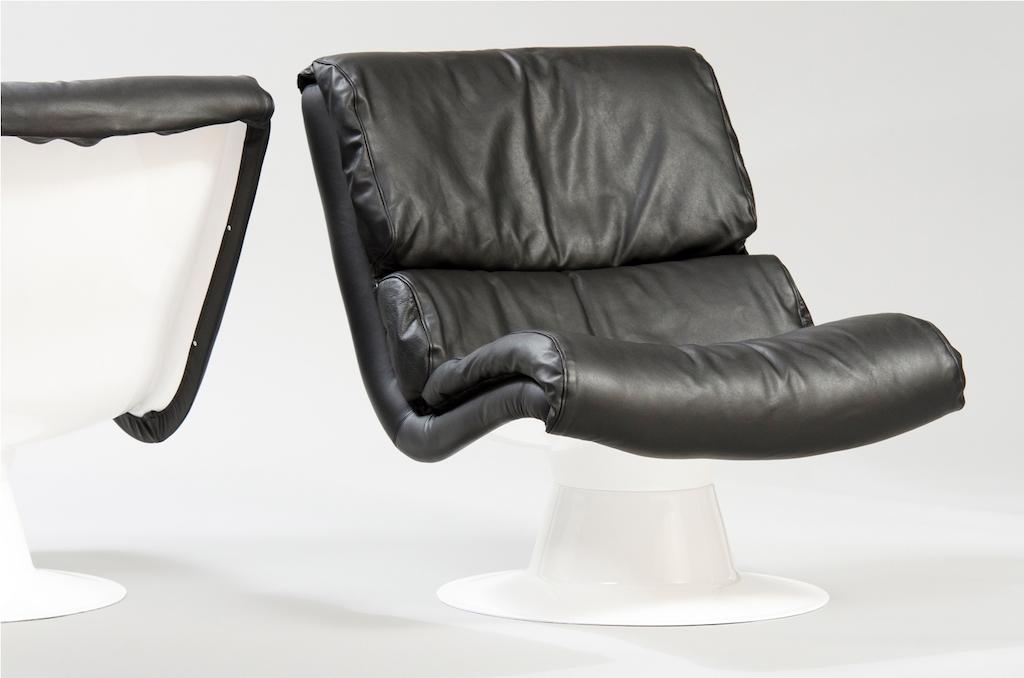 Cadeiras Saturn Yrjö Kukkapuro para a Haimi | 4