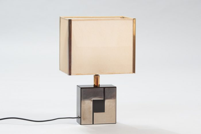 1970's French Table Lamp