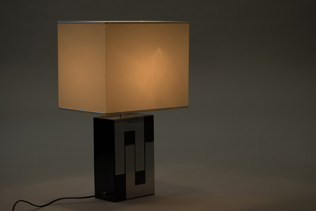 1970's French Table Lamp | 1