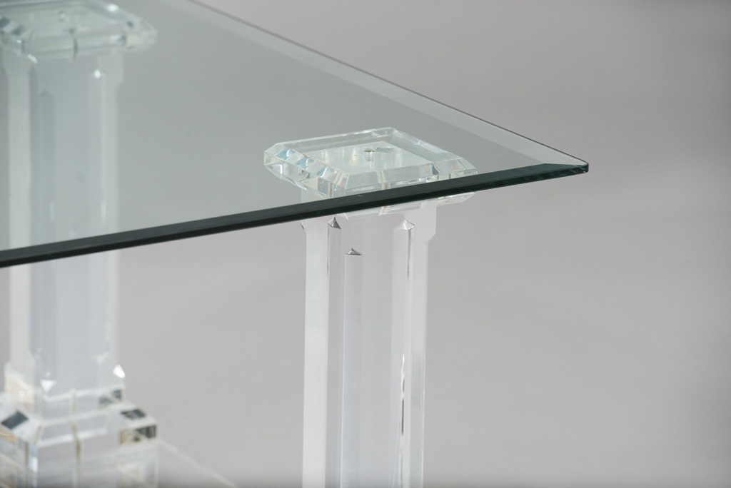 1970's Lucite Side Table | 3