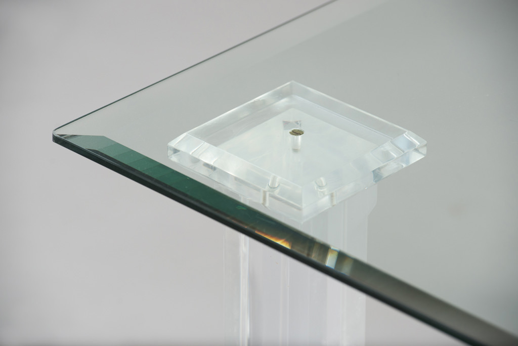 1970's Lucite Side Table | 4