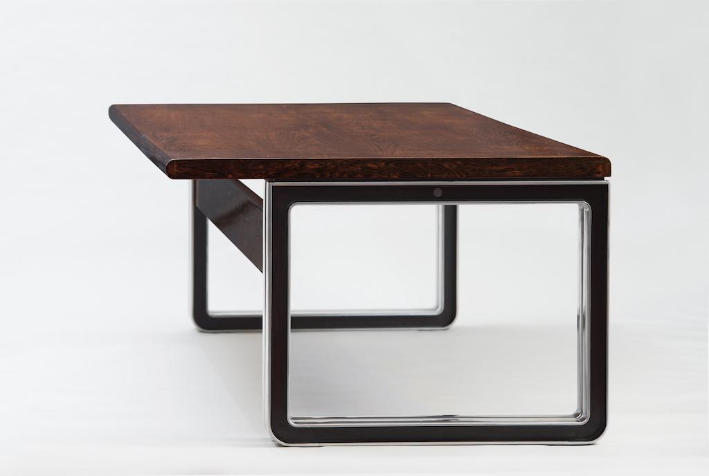 Osvaldo Borsani Large Desk for Tecno | 3