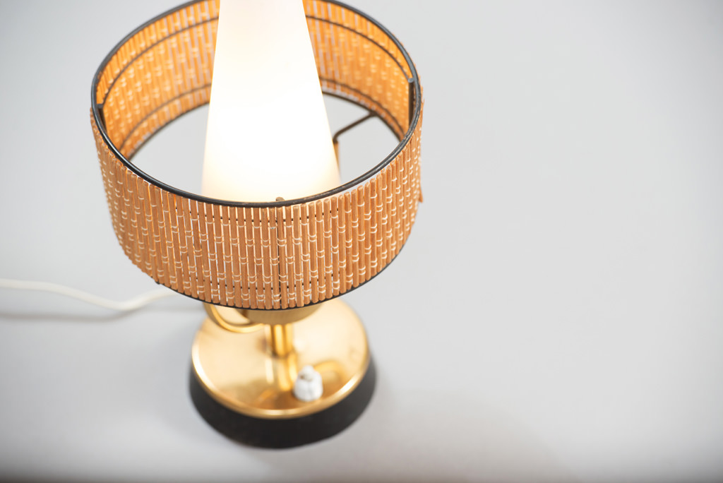 Mid-century Modern Italian Table Lamp | 2