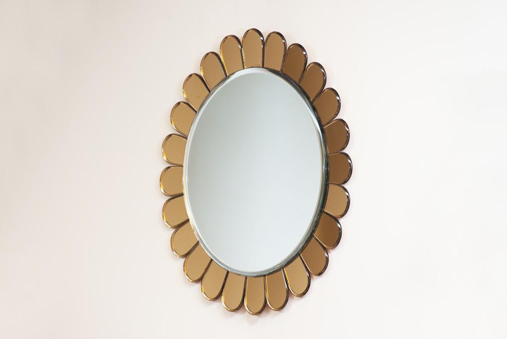 Espelho Flor Cristal Art | 1