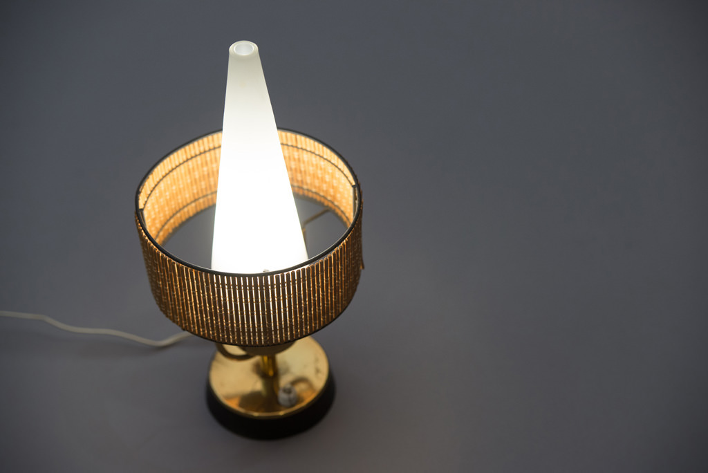 Mid-century Modern Italian Table Lamp | 3