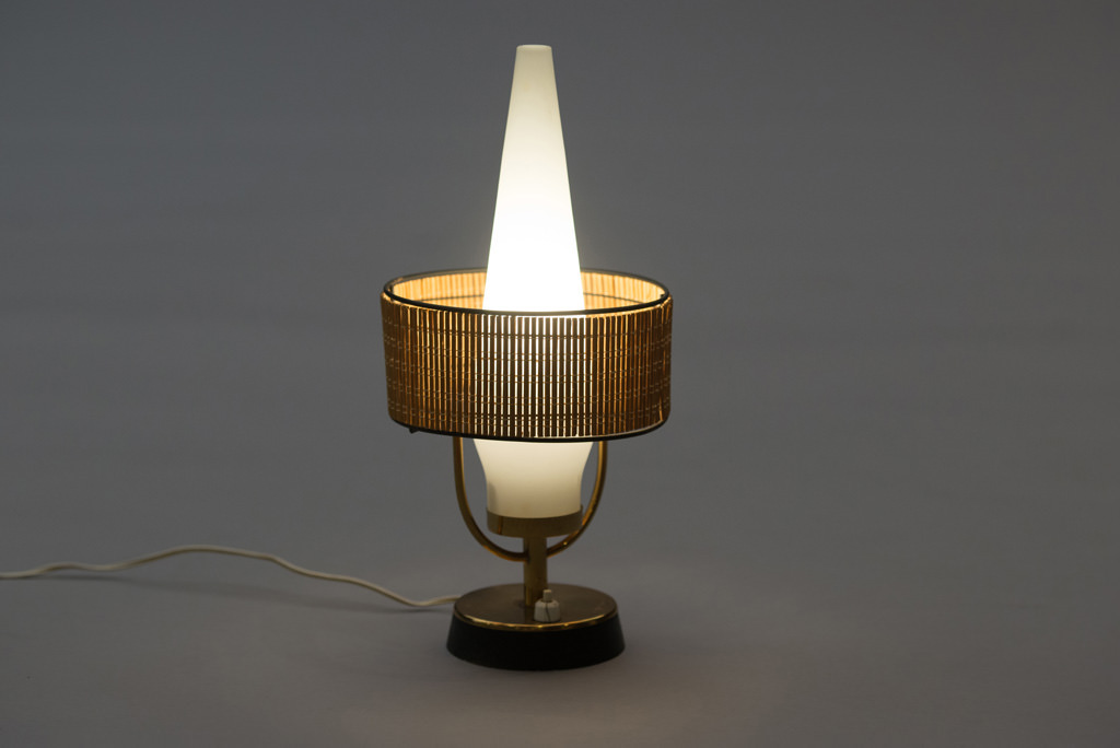 Mid-century Modern Italian Table Lamp | 4