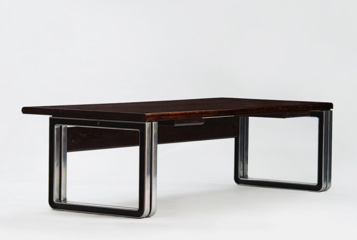 Osvaldo Borsani Large Desk for Tecno