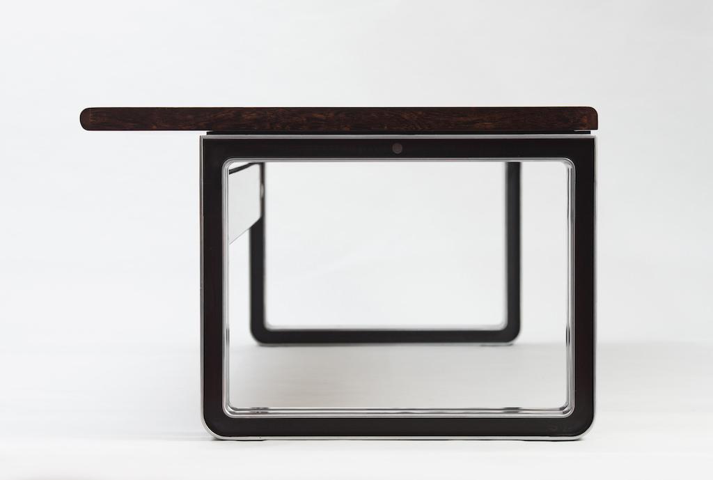 Osvaldo Borsani Large Desk for Tecno | 2