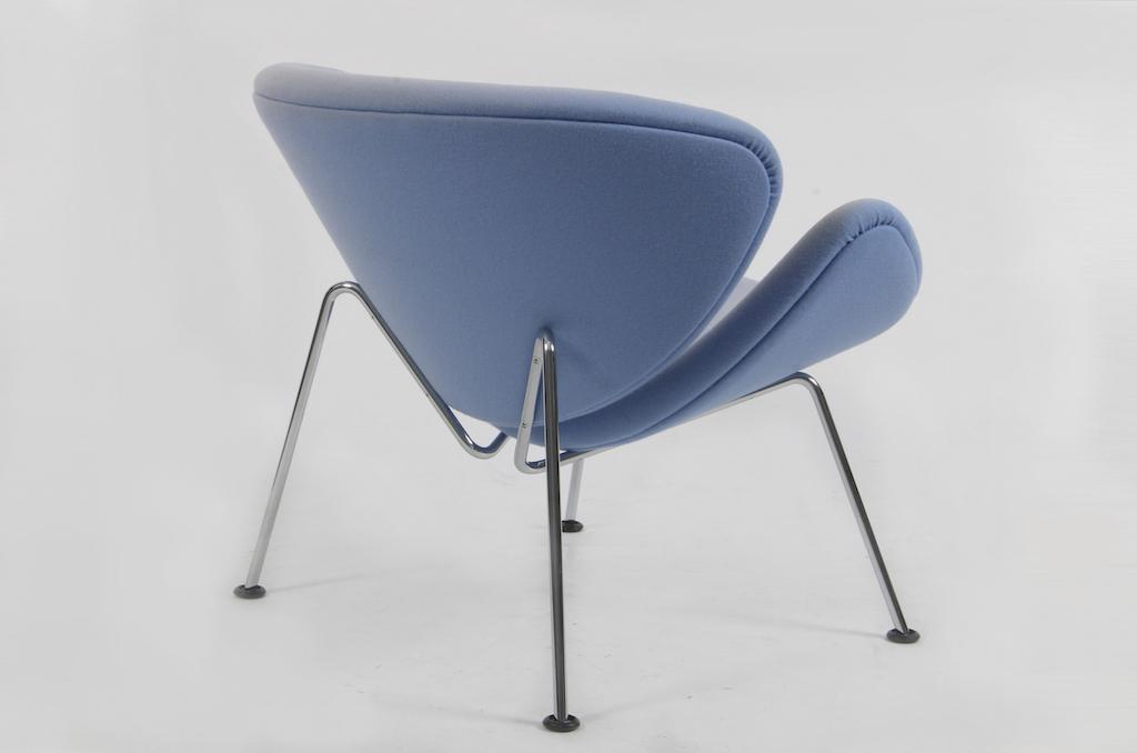 Cadeira F437 Orange Slice de Piere Paulin para a Artifort   2