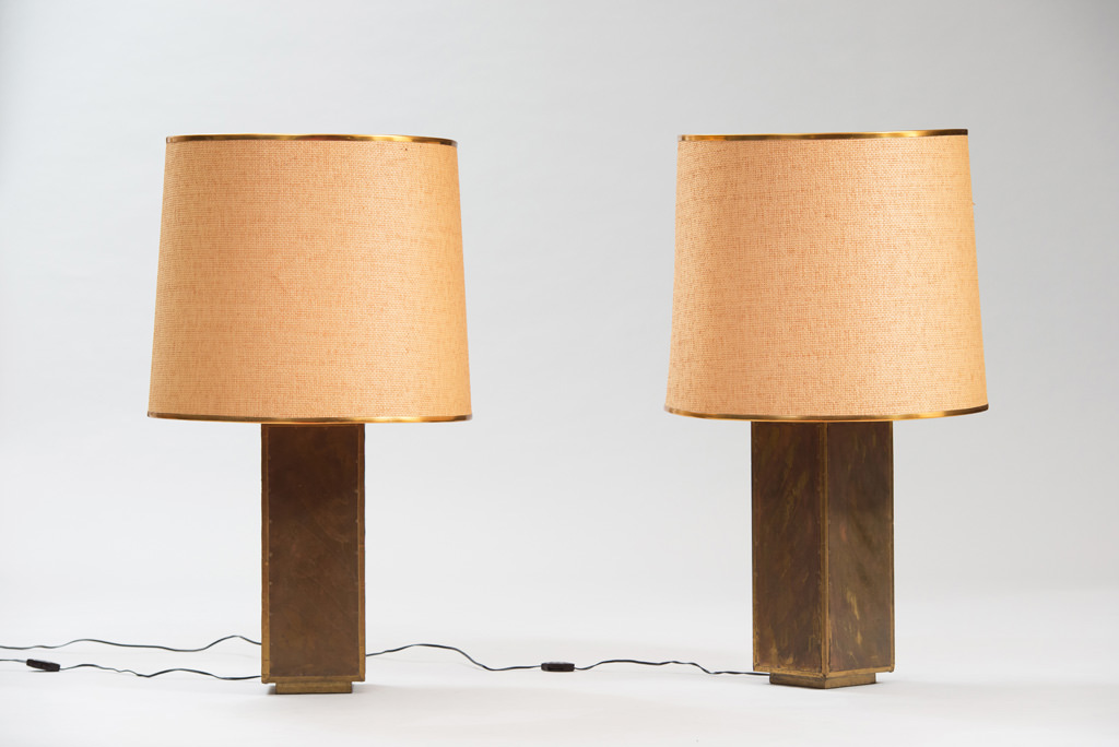 Rodolfo Dubarry Large Table Lamps