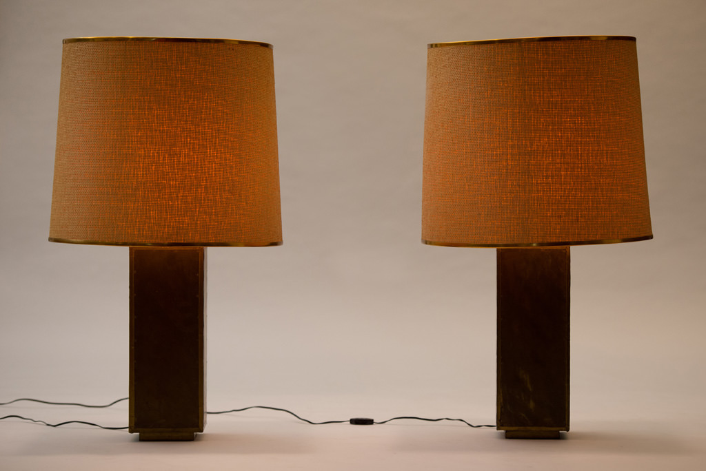 Rodolfo Dubarry Large Table Lamps | 1