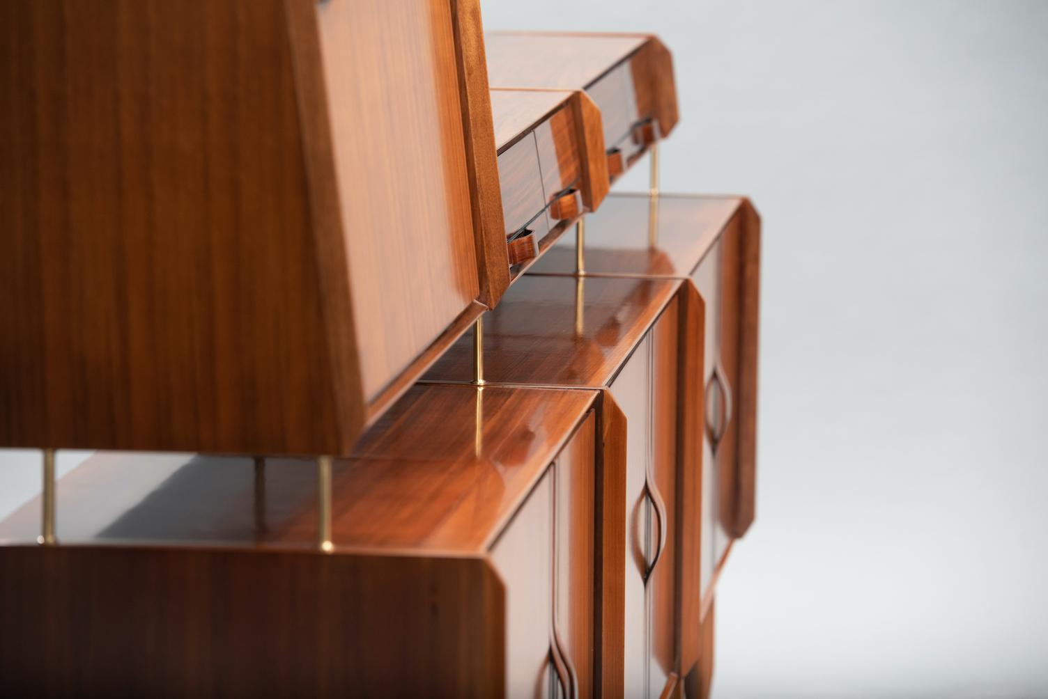 vittorio dassi walnut sideboard | 11