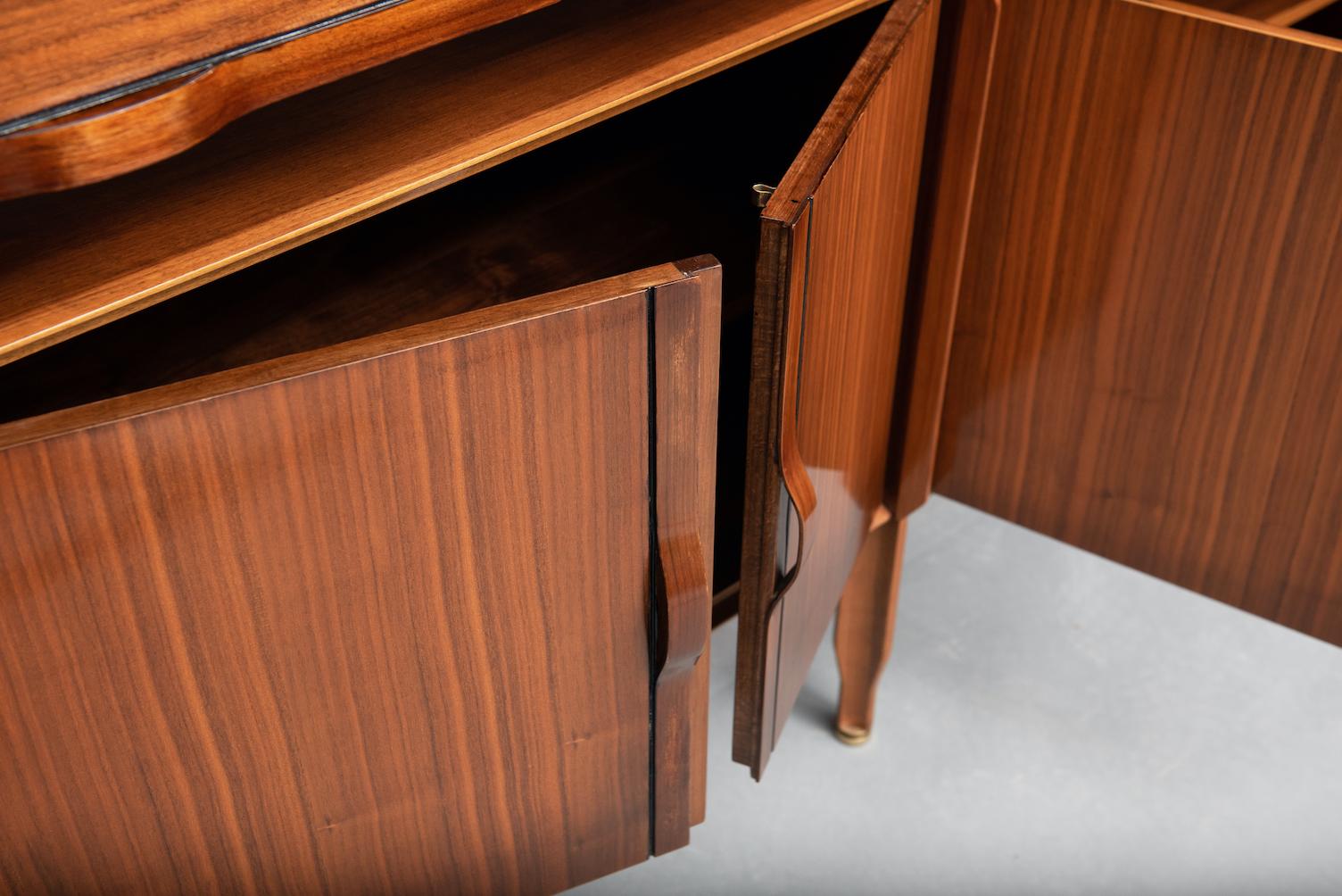 vittorio dassi walnut sideboard | 8