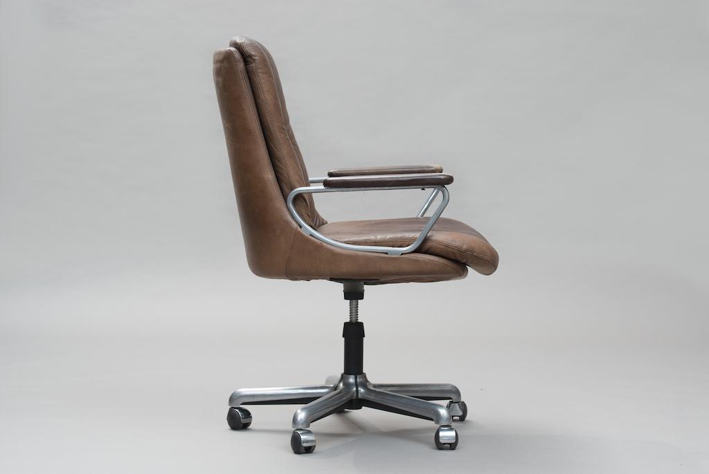 Cadeira de escritório Italiana anos 70 | 1