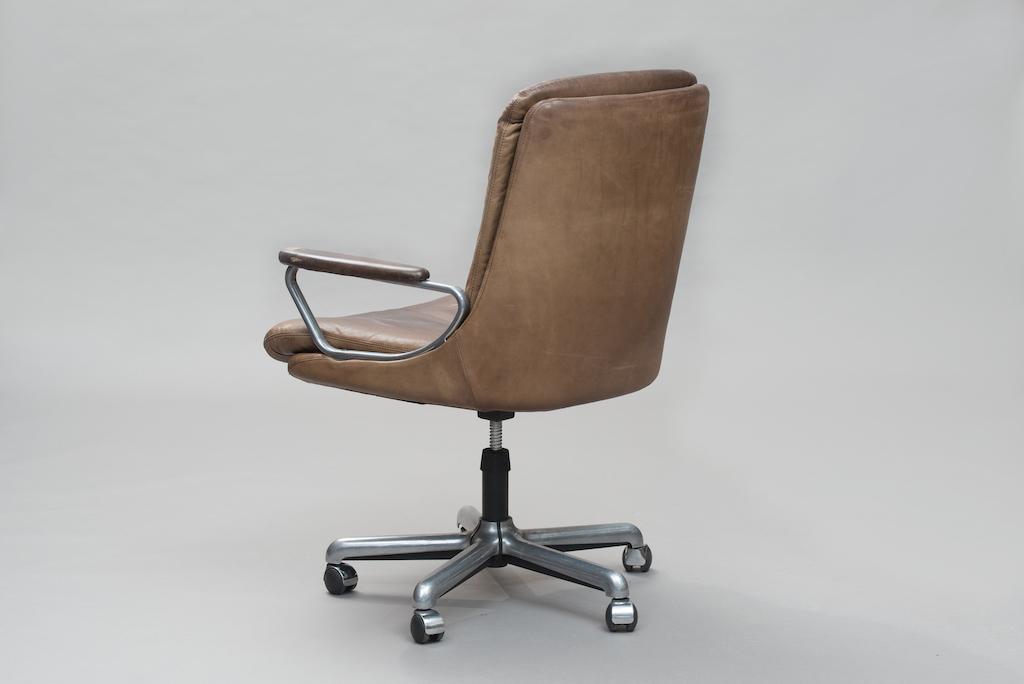 Cadeira de escritório Italiana anos 70 | 2