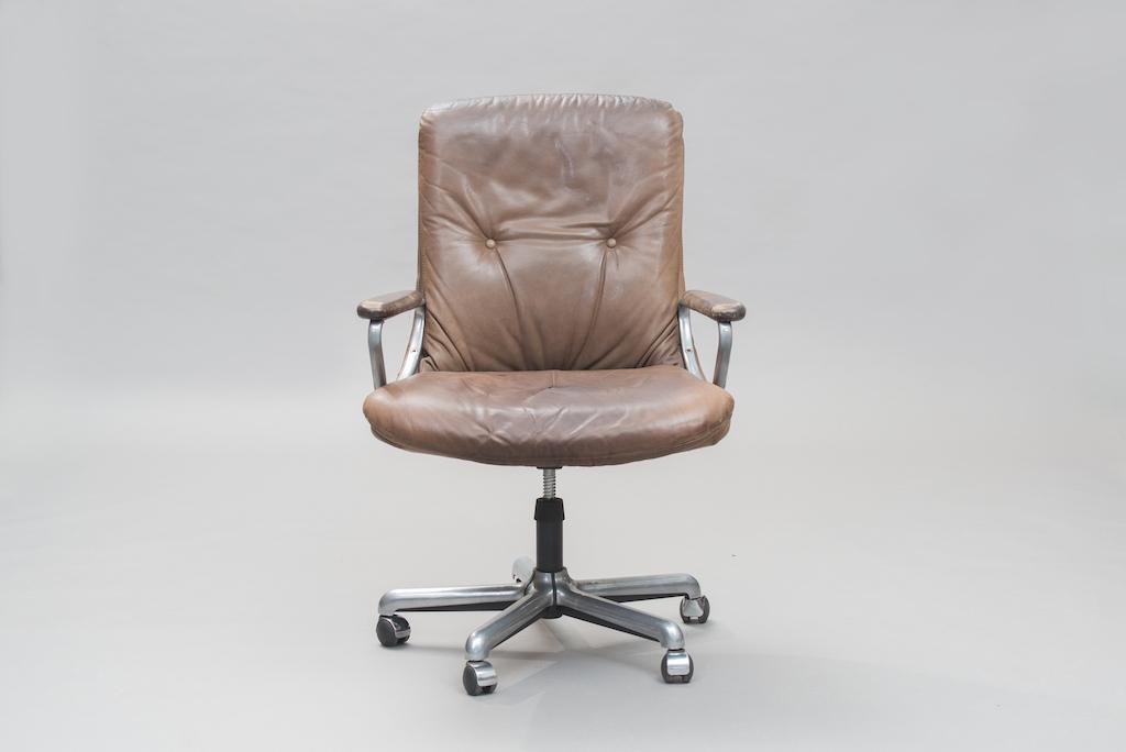 Cadeira de escritório Italiana anos 70 | 3