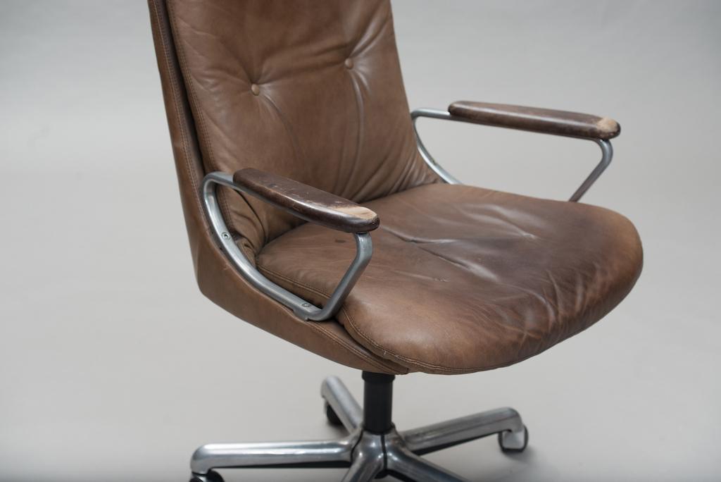 Cadeira de escritório Italiana anos 70 | 4