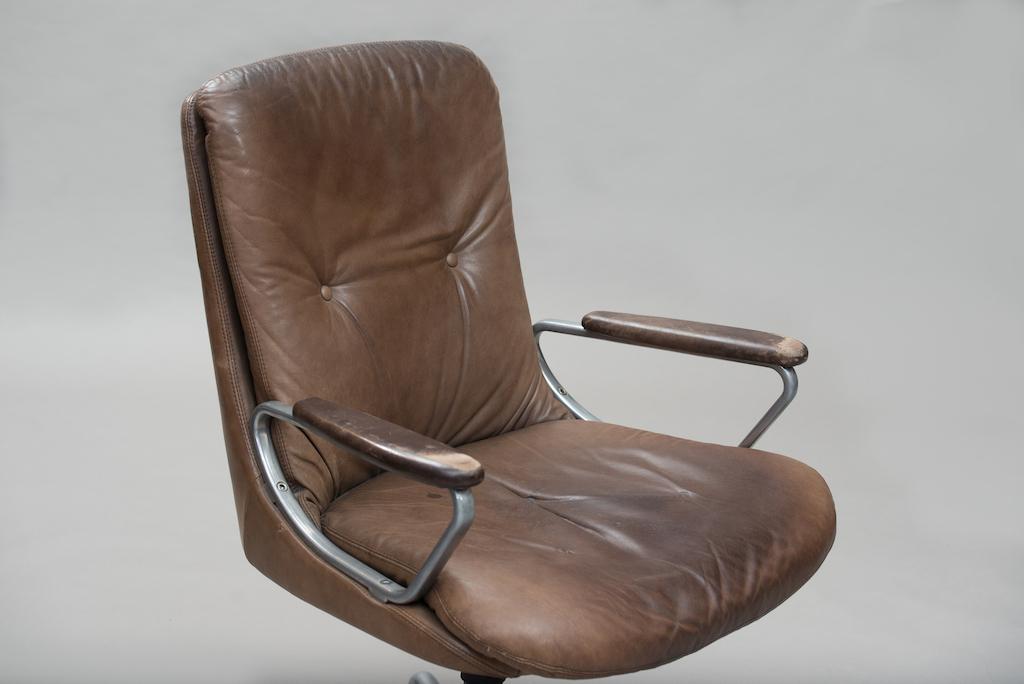 Cadeira de escritório Italiana anos 70 | 5