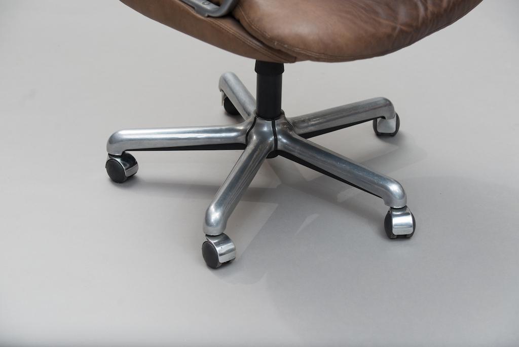 Cadeira de escritório Italiana anos 70 | 6