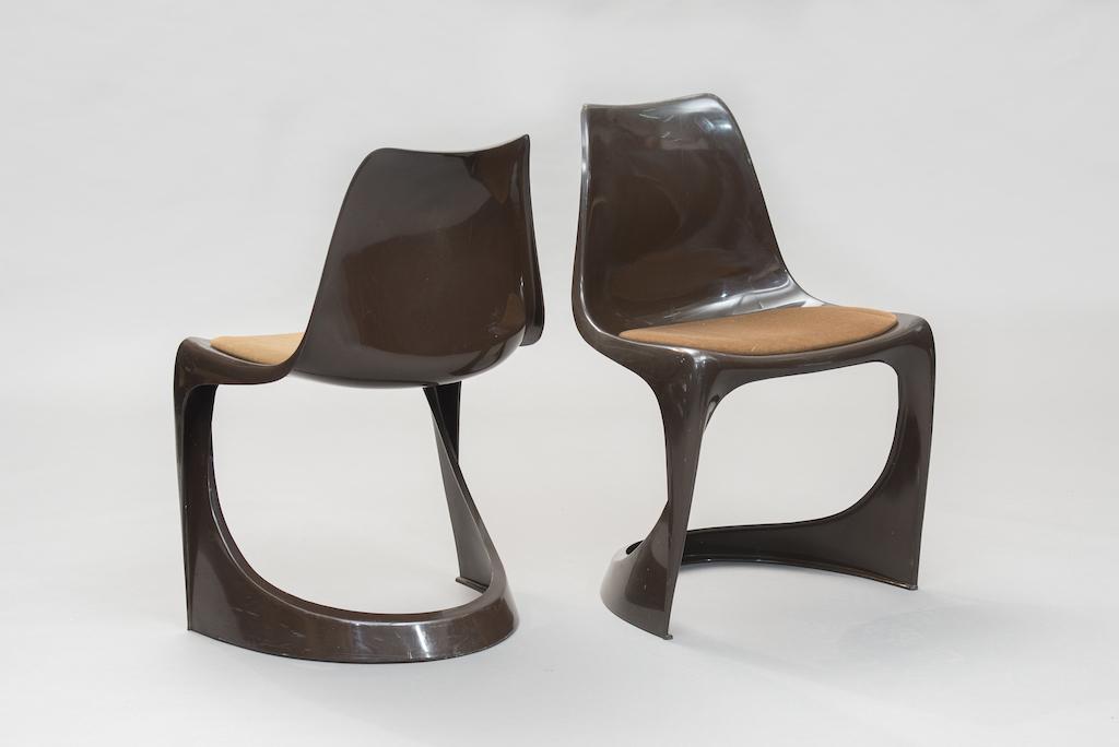 Cadeiras Steen Østergaard para a Cado