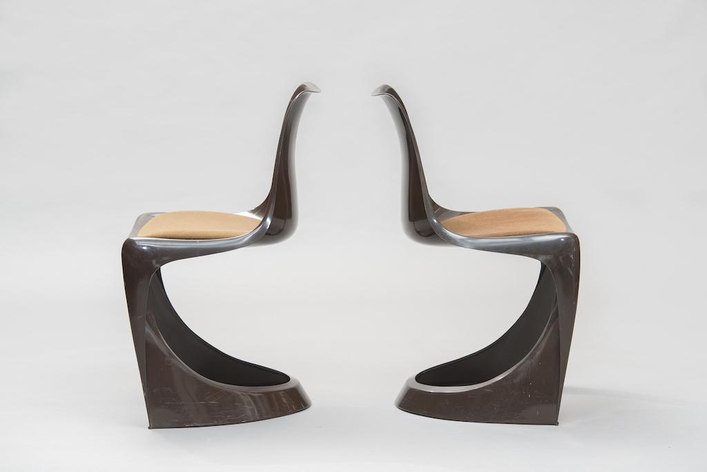 Cadeiras Steen Østergaard para a Cado   2