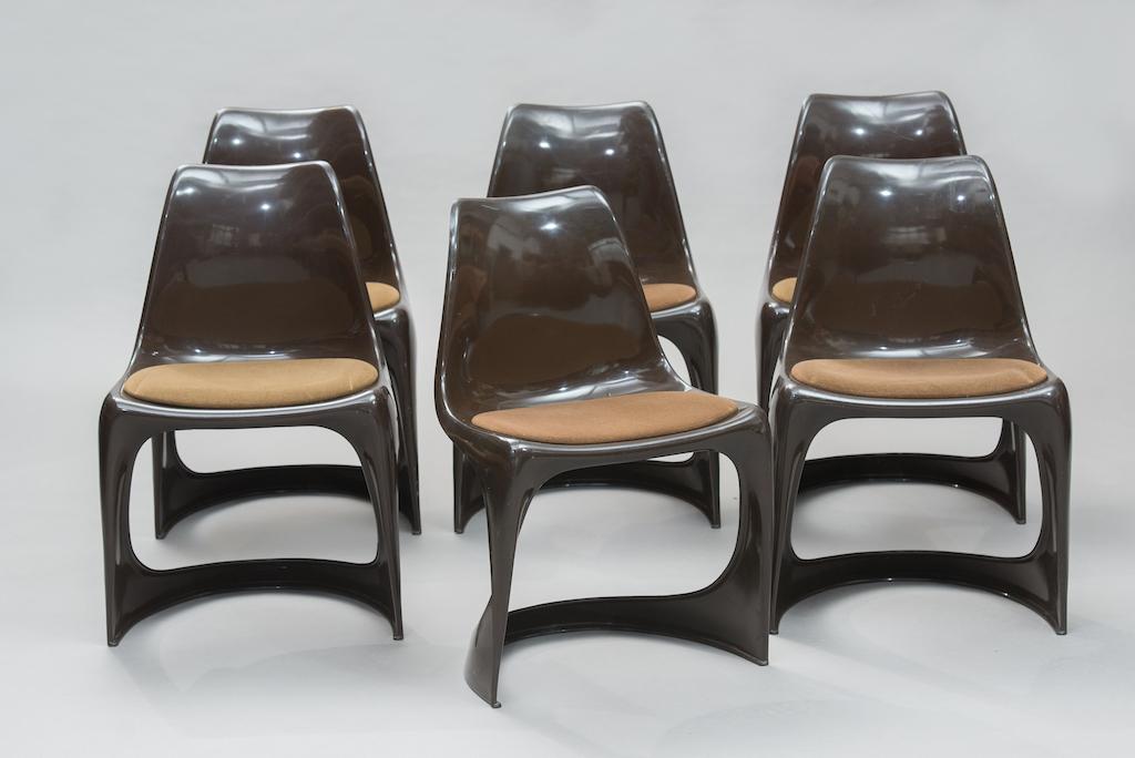 Cadeiras Steen Østergaard para a Cado   4