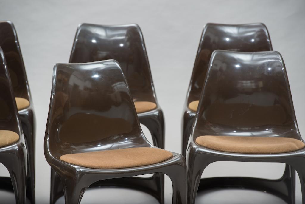 Cadeiras Steen Østergaard para a Cado   5