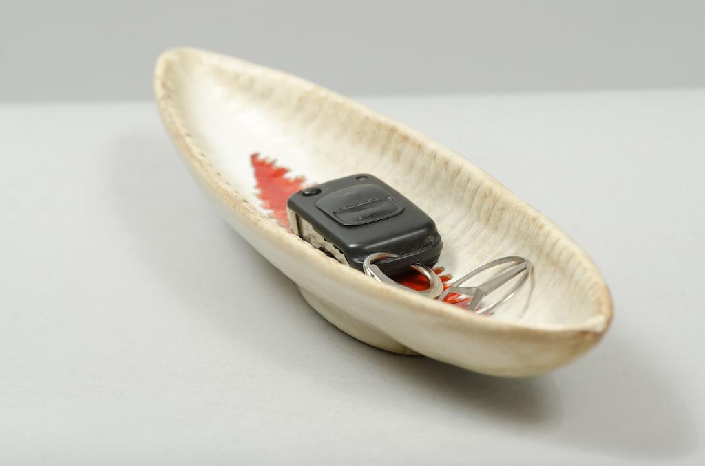 Jacques Lignier Ceramic Bowl or Vide-Poche   1